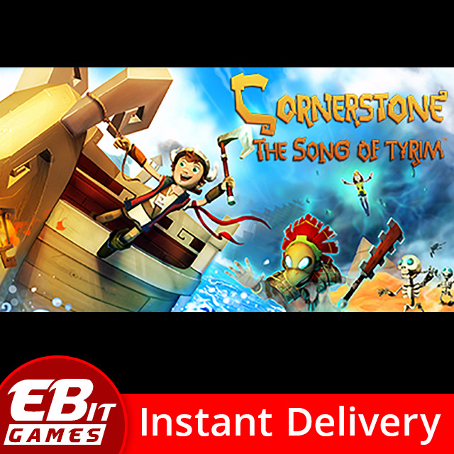 Cornerstone - The Song of Tyrim | Instant & Automatic Delivery | PC Steam Key