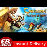 Cornerstone - The Song of Tyrim   Instant & Automatic Delivery   PC Steam Key