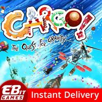 Cargo! The Quest for Gravity | Instant & Automatic Delivery | PC Steam Key