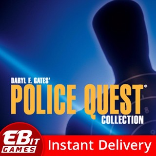 Police Quest™ Collection | Instant & Automatic Delivery | PC Steam Key