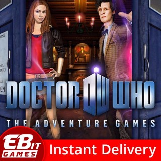 Doctor Who: The Adventure Games | Instant & Automatic Delivery | PC Steam Key | (RARE: no longer available on Steam store)