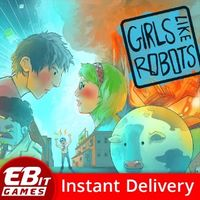 Girls Like Robots | Instant & Automatic Delivery | PC Steam Key