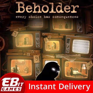 Beholder | Instant & Automatic Delivery | PC Steam Key