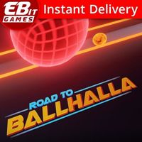 Road to Ballhalla | Instant & Automatic Delivery | PC Steam Key