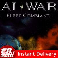 AI War: Fleet Command | Instant & Automatic Delivery | PC Steam Key