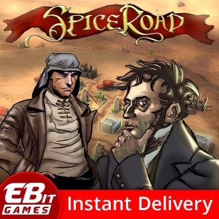 Spice Road | Instant & Automatic Delivery | PC Steam Key