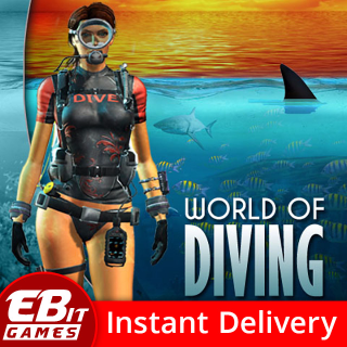 World of Diving | Instant & Automatic Delivery | PC Steam Key