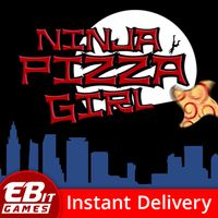 Ninja Pizza Girl   Instant & Automatic Delivery   PC Steam Key