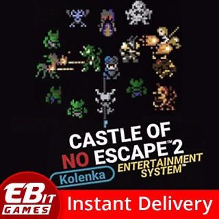 Castle of no Escape 2 | Instant & Automatic Delivery | PC Steam Key