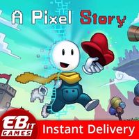 A Pixel Story | Instant & Automatic Delivery | PC Steam Key