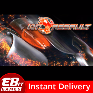 Ion Assault | Instant & Automatic Delivery | PC Steam Key | (no longer available on Steam store)
