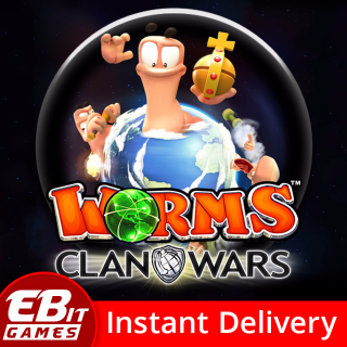 Worms Clan Wars - Steam Key (Global)