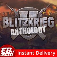 Blitzkrieg 2 Anthology | Instant & Automatic Delivery | PC Steam Key
