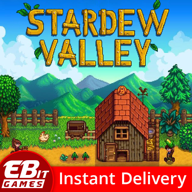 Stardew Valley | Instant & Automatic Delivery | PC Steam Key - Steam