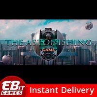 The Astonishing Game | Instant & Automatic Delivery | PC Steam Key