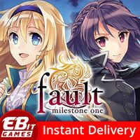 fault - milestone one | Instant & Automatic Delivery | PC Steam Key