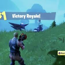 I will get you some wins on fortnite