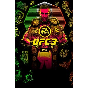 UFC 3 [X-BOX ONE] [FULL GAME KEY] [INSTANT DELIVERY] [USA]