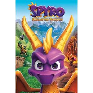 Spyro™ Reignited Trilogy/XB1 CODE/USA/INSTANT DELIVERY