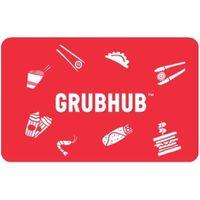 $10.00 GrubHub
