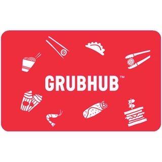 $20.00 GrubHub
