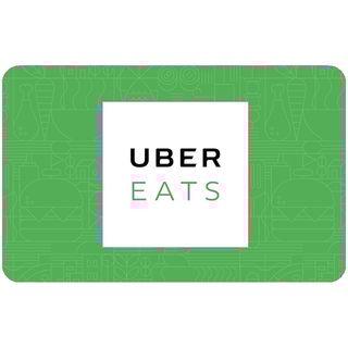 $25.00 Uber Eats