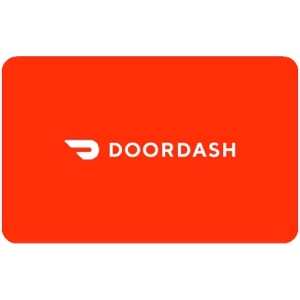 $25.00 DoorDash