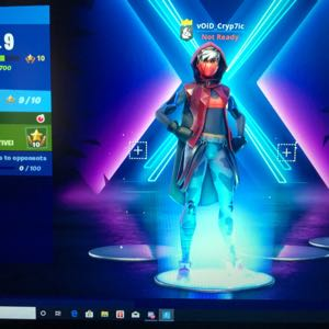 I'll try and get a win with you on fortnite!!