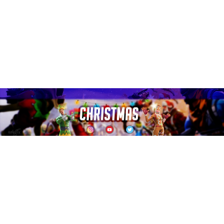 I will make a fortnite banner