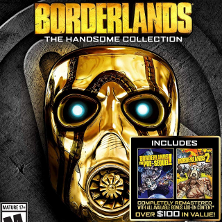 ON SALE: (Steam Code Instant Redeem) Borderlands: The Handsome Collection (Borderlands 2 + Pre-Sequel + all DLCs)