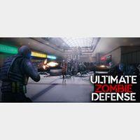Ultimate Zombie Defense STEAM Key GLOBAL