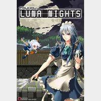 Touhou Luna Nights XBOX ONE KEY GLOBAL