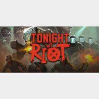 Tonight We Riot STEAM Key GLOBAL