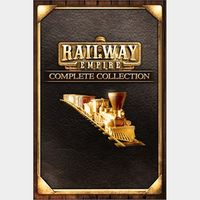 Railway Empire – Complete Collection XBOX ONE KEY GLOBAL