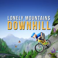 Lonely Mountain: Downhill PS4 EU Key