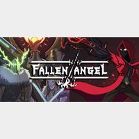Fallen Angel STEAM Key GLOBAL