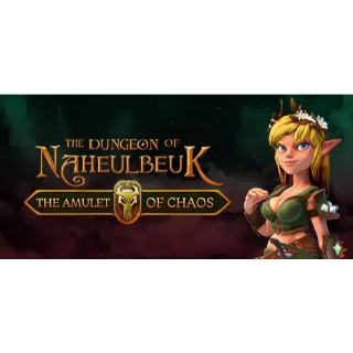 The Dungeon Of Naheulbeuk: The Amulet Of Chaos STEAM Key GLOBAL