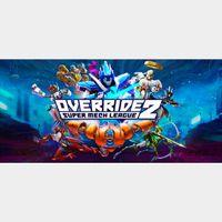 Override 2: Super Mech League STEAM Key GLOBAL