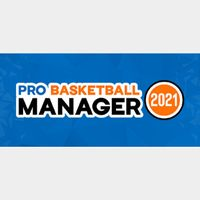 Pro Basketball Manager 2021 STEAM Key GLOBAL
