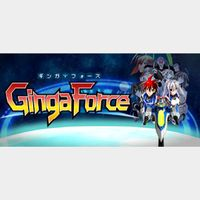 Ginga Force PS4 NA KEY INSTANT DELIVERY