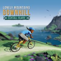 Lonely Mountains: Downhill - Eldfjall Island PS4 EU Key