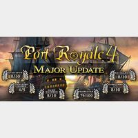 Port Royale 4 STEAM Key GLOBAL