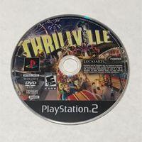 PS2: Thrillville (PlayStation 2)