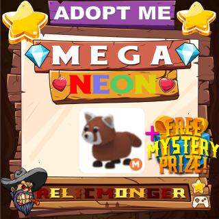Pet | Adopt Me MEGA Red Panda