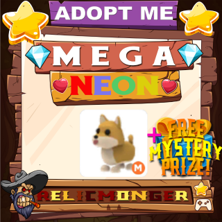 Pet | Adopt Me MEGA Shibu Inu