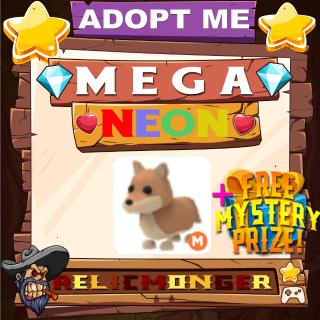 Pet | Adopt Me MEGA Dingo