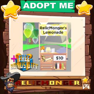 Pet | Adopt Me Lemonade Stand