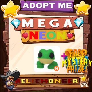 Pet | Adopt Me MEGA Frog