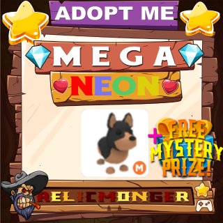 Pet | Adopt Me MEGA Kelpie