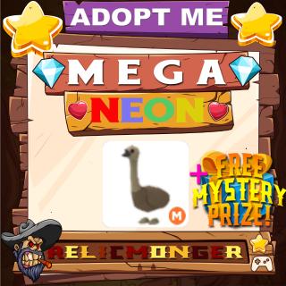 Pet | Adopt Me MEGA Emu